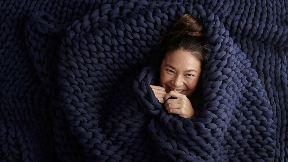 Do weighted blankets help you sleep better