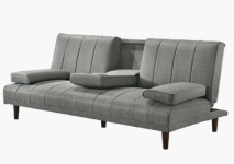 Casper Sofa Bed with Cup Holder