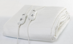 Sunbeam Sleep Perfect Antibacterial Electric Blanket​