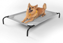 The Original Elevated Pet Bed by Coolaroo​